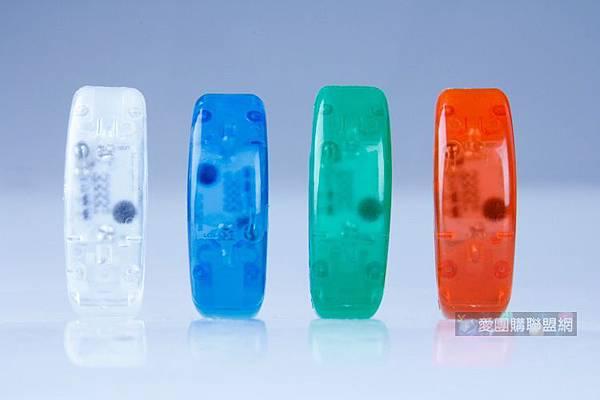 LED聲控發光手環|發光手鐲|可拆卸 隱形開關設計