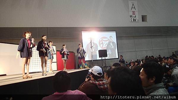 2015的舞台