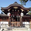 本日第一站~晴明神社