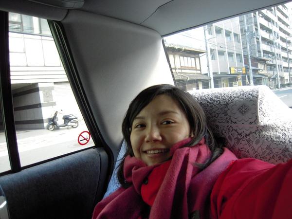 """我們很""""齁亞""""在坐計程車"""