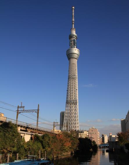 2.天空樹的誕生將為東京帶來更多變化(旅人誌 提供).JPG