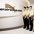 虎航慶祝飛航台灣三周年