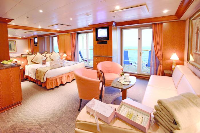 Costa Atlantica_room
