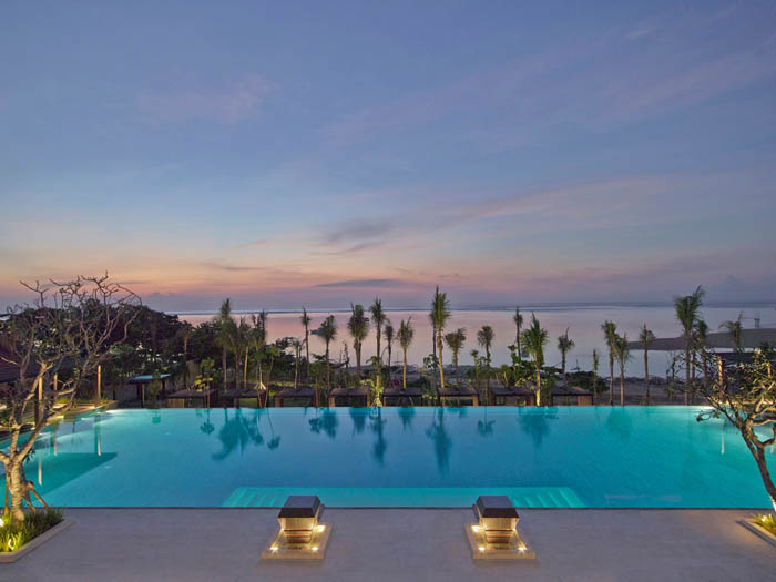 Bali pool_麗晶酒店提供