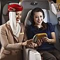 阿聯酋航空波音777-300ER型客機商務艙