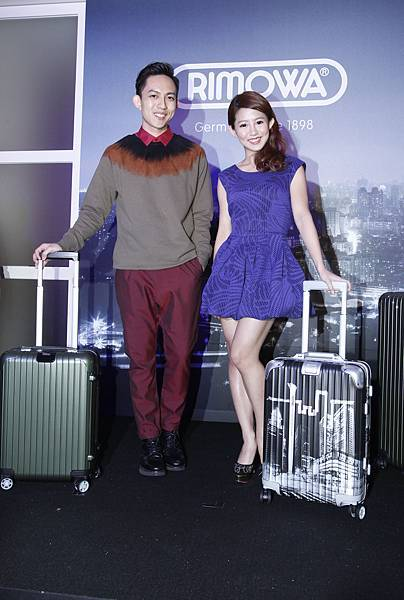 RIMOWA 10th Anniversary in Taiwan