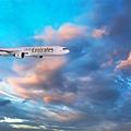 阿聯酋航空台北─杜拜直飛航線於2014年2月10日正式啟航