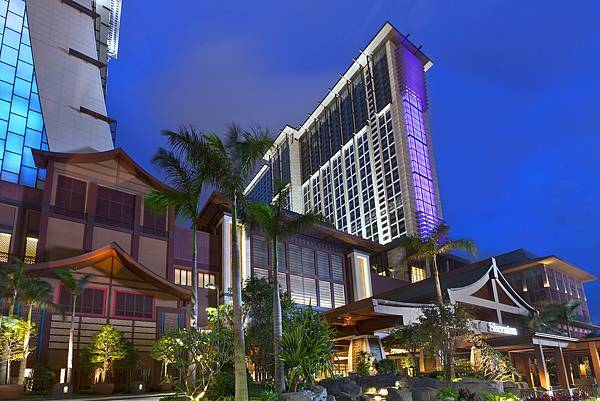 Sheraton Macao Hotel - Exterior