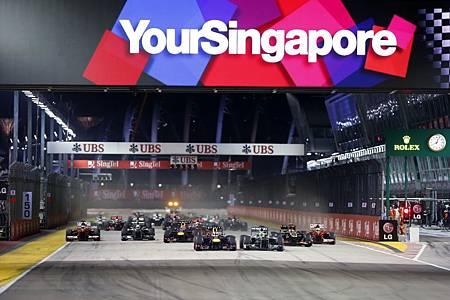 2014年新加坡航空公司新加坡F1大獎賽