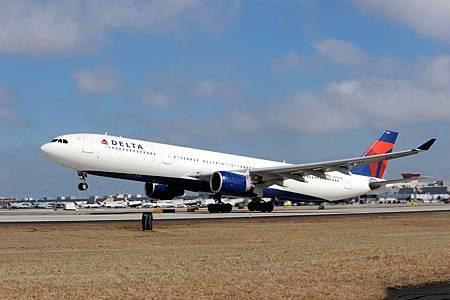 達美航空台北-東京機型A330-300