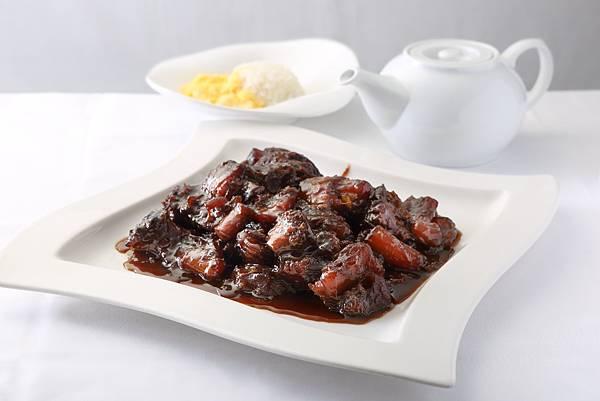 亞都麗緻天香樓-紅燒牛肉.JPG