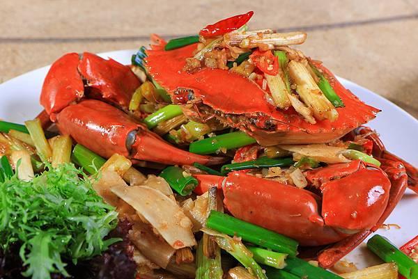 台北老爺薑蔥焗肉蟹.jpg