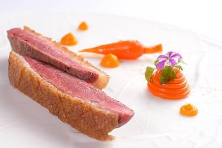 隆河式花蓮鴨胸肉.百香果調味紅蘿蔔2.jpg