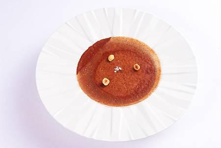 【新聞照片】溫巧克力慕斯.酥脆榛果.烤布蕾冰淇淋.jpg