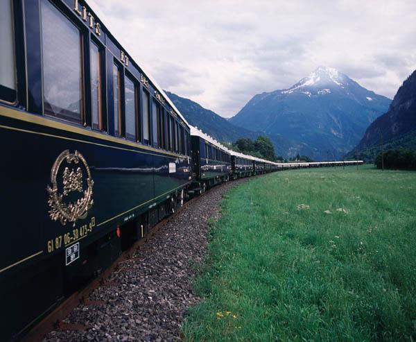 Orient-Express 提供