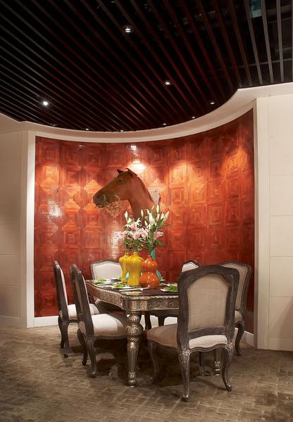 駿馬之桌/怡亨酒店提供