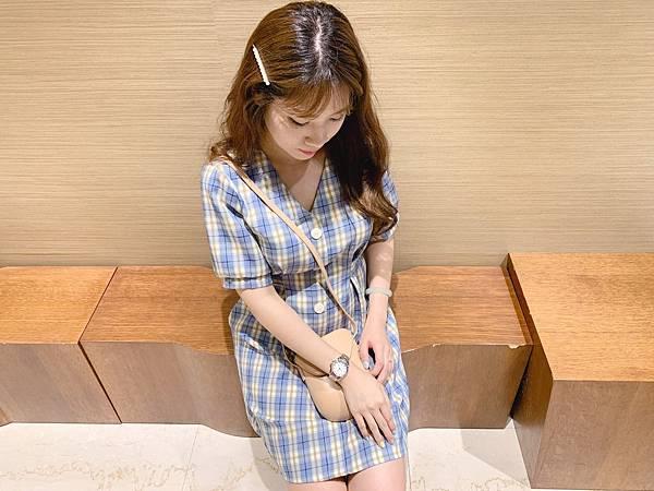 Vogue Studio晶彩系列鑽錶韓系小姊姊風格實戴穿搭.JPG