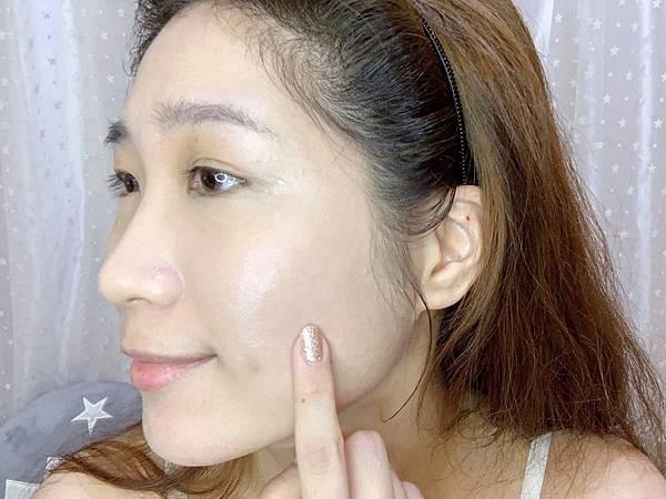 皮醫師Dr.P靚白輕透防曬乳清透潤色型心得.JPG