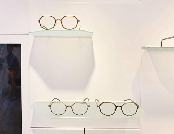 Project Plus異材質拼接設計款修臉眼鏡.JPG