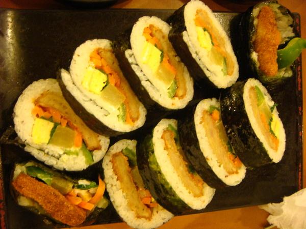 多叫的壽司
