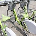 高雄路邊 - 自行車