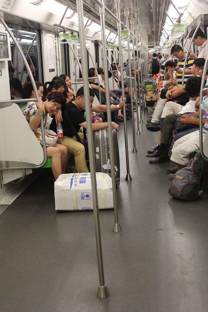 上海地鐵2號線