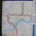 到處亂走發現地鐵站的地圖