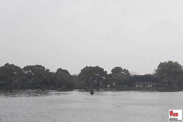 西湖 三潭映月