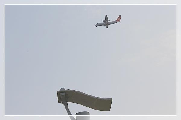 耶有飛機耶