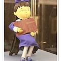 閱讀的女孩