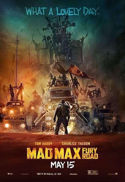 Mad Max:Fury Road - poster