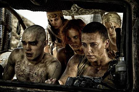 Mad Max:Fury Road - 1