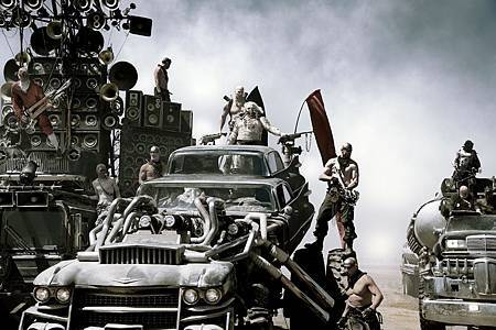 Mad Max:Fury Road - 3