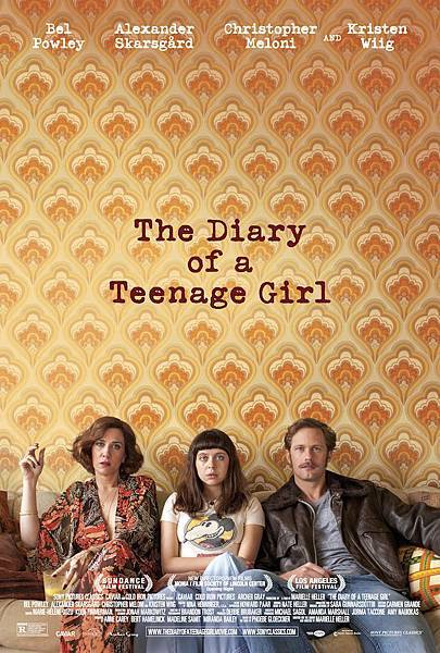 The Diary of a Teenage Girl - poster