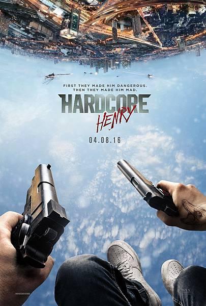 Hardcore Henry - poster