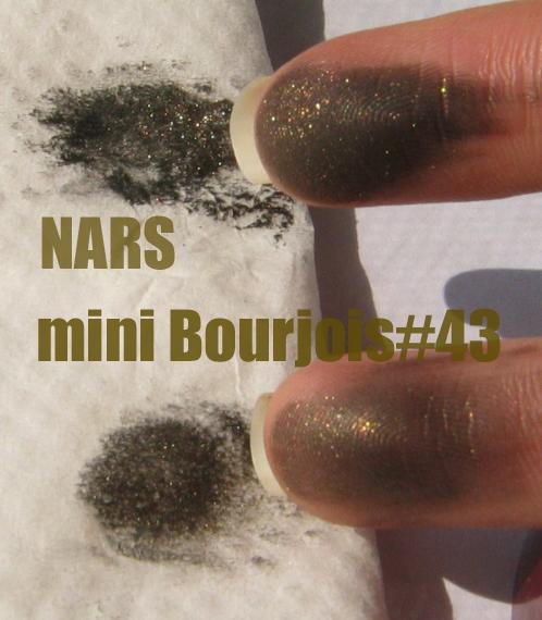 nars&miniBourjois