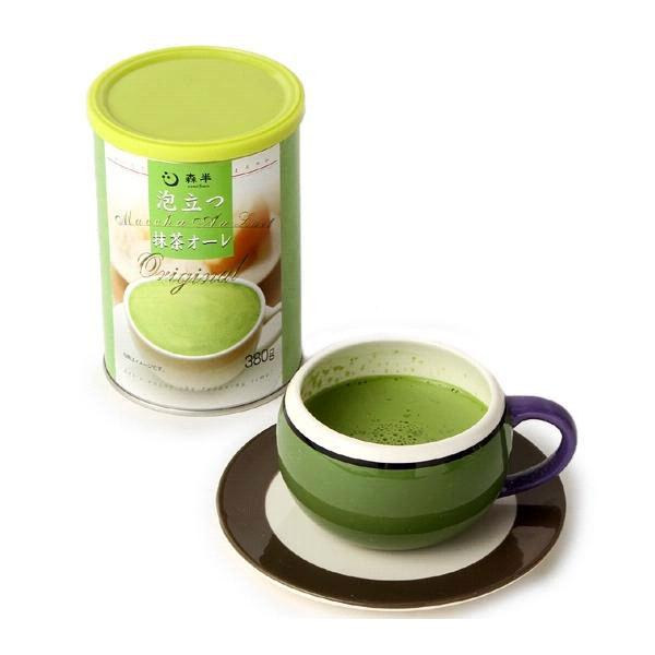 森半抹茶歐蕾