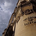 The museum of Oxford