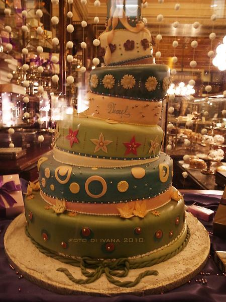 3/8 Demel造訪超難吃沙河蛋糕