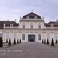 3/7 Belveder Palace 下宮內有很漂亮的廳