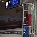 3/3慕尼黑 機場S-bahn剪票口