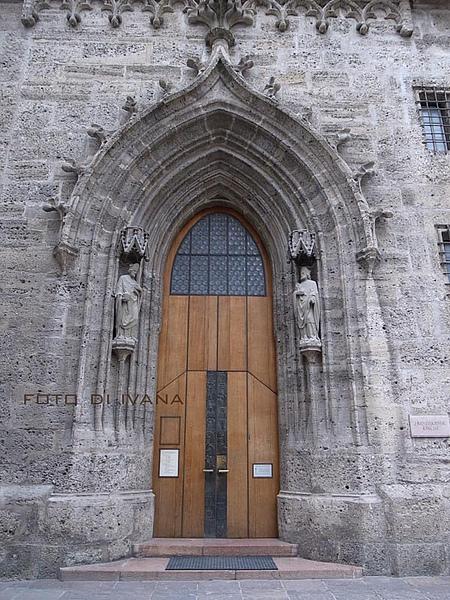 3/4薩爾斯堡 Franziskanerk 教堂