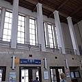 3/5 Berchtesgaden Hbf 火車站內避寒
