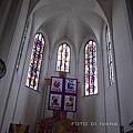 3/5 Andrakirche 玻璃窗