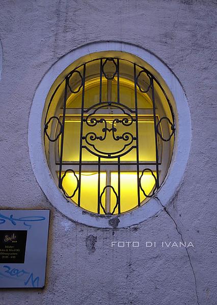 3/5 Salzburg 可愛的鐵窗