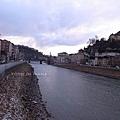 3/5 Salzburg Mozart-steg 橋上遇到攝影師
