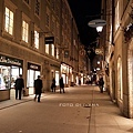 3/5 Salzburg Griesgasse 街道夜景