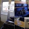 3/6 OBB列車中的包廂設備一應具全