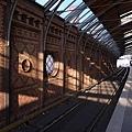 3/10 Hackescher Mkt.車站出去左斜前方就是哈克夏中庭
