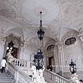 3/7 Belveder Palace 上宮內只有這裡可以拍照